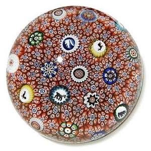 Artfact.com Online Auction of Paperweights