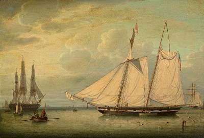 Important Maritime Paintings and Decorative Arts for Auction at Bonhams