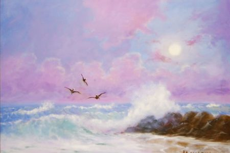 SEVERAL ORIGINAL ARTWORKS BY FLORIDA'S LEGENDARY HIGHWAYMEN WILL BE SOLD AT BATERBYS 2011 WINTER AUCTION SLATED FOR FEB. 19 & 26