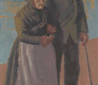 Unknown Painting by Walter Sickert for Auction at Bonhams