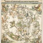 Albrecht Durer Star Charts for Sotheby's Prints Auction
