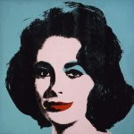 Phillips de Pury & Company To Auction Painting Of Elizabeth Taylor, Liz #5, 1963 By Andy Warhol