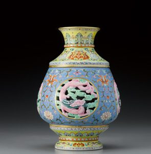 Sotheby's New York Sales of Chinese Ceramics and Works of Art Set Record