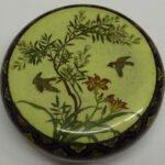 Richard Winterton Auctions Japanese Cloisonne Box