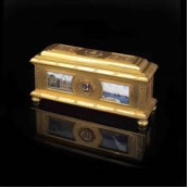 MATTHEW BARTON LTD AUCTION OF SILVER AND WORKS OF ART IN LONDON MAY 24