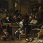 Sotheby's Amsterdam Old Master Paintings Sale Features Jan Steen Painting