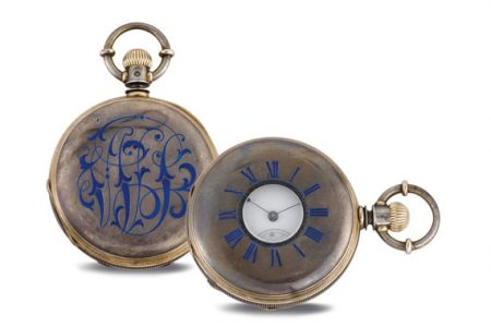 Christie's to Auction Watches from the Collection of James Ward Packard