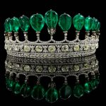 Geneva Auction of Magnificent & Noble Jewels Sets a World Auction Record for a Tiara