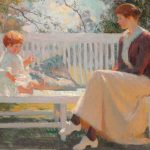Frank Weston Benson Painting Leads Christies American Art Auction
