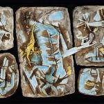 Sotheby's London Sale of South Asian Modern and Contemporary Art Hghlighted by Maqbool Fida Husain and Sayed Haide