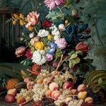 Severin Roesen Painting for Heritage May 17 American & European Art Auction