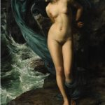 Sotheby's Victorian and Edwardian Art Auction Offers Andromeda by Sir Edward John Poynter