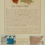 Original Star Spangled Banner Fragments for Heritage Auction
