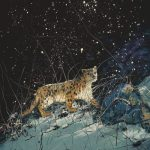 Zeng Fanzhi's The Leopard Auctioned to Benfit The Nature Conservancy