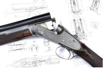 RARE PROTOTYPE GUN BY BOSS & CO TO BE OFFERED IN GAVIN GARDINER AUCTION AUG 22
