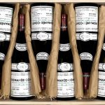 Case of Romante-Conti Auctions for £74,000 at Bonhams Summer Fine Wine Sale