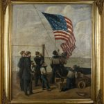 Gray's to Auction Civil War Naval Painting on July 28