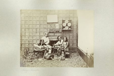 Images by 19th Century Photography Pioneers for Auction at Bonhams