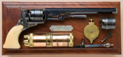 Greg Martin Auctions/Heritage Auctions September to Offer Finest Known 1836 Colt Pistol