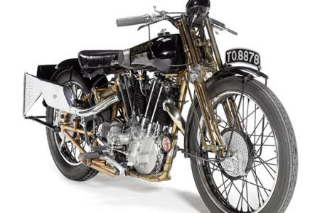 Moby Dick  The Fastest Motorcycle of the 1920s for Auction at Bonhams