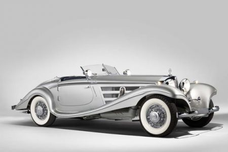 RM Auctions Sets New World Record for a Mercedes-Benz Sold at Auction