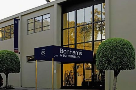 Bonhams Announces New Period Art & Design Auction Category in San Francisco and Los Angeles