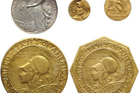 Commemorative Coins, New Discoveries, Historic Medals and Aviation Awards to Highlight Bonhams Fall Auction