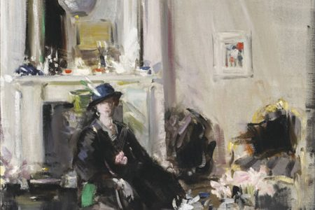 Paintings by Artists Who Died in Obscurity for Bonhams Edinburgh Auction