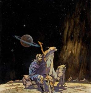 Frank Frazetta Masterpiece Tomorrow Midnight Headlines The Jerry Weist Collection At Heritage Auctions