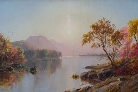 ORIGINAL WORKS BY JASPER CROPSEY, BIRGE HARRISON, MARTHA WALTER AND OTHERS WILL BE IN SHANNON'S FINE ART AUCTION THURSDAY OCT 27