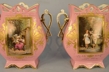 THE ANTIQUE FURNISHINGS OF THREE PROMINENT OLD MISSISSIPPI ESTATES WILL BE SOLD SATURDAY, AUG. 20, BY STEVENS AUCTION IN ABERDEEN, MS.