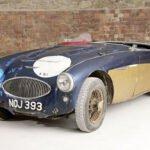Le Mans 24-Hour 1953-55 Austin-Healey '100' Works Car to Headline at Mercedes-Benz World Sale