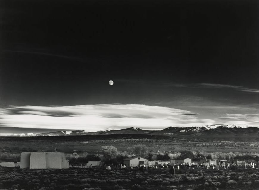 Sotheby 39 s new york announces photographs auction for 5 for Ansel adams mural