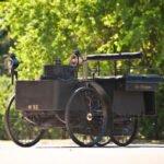 RM to Auction 1884 De Dion Bouton et Trepardoux Dos-a-Dos Steam Runabou at Hershey Sale
