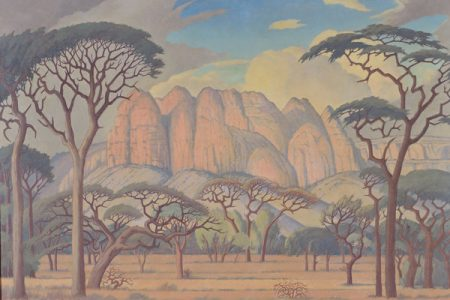 Bonhams Announces Sale of South African Art in London on October 26