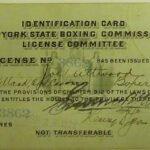 Richard Winterton to Auction Joe Attwood Boxing Memorabilia