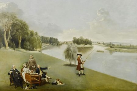Sotheby's London to Auction Portraits by Johann Zoffany of Actor David Garrick