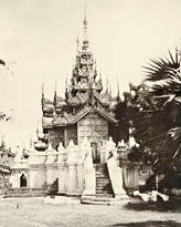 Early Photographs of Burma by Photo Pioneer Linnaeus Tripe for Auction at Bonhams