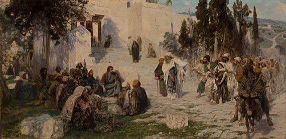 Bonhams Sets New World Auction Record for Paintings by Russian Artist Vasili Polenov
