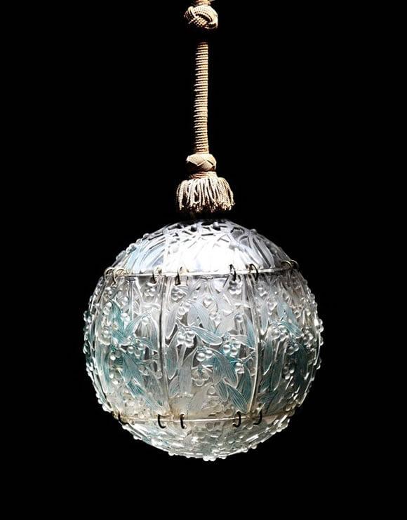Bonhams Auction For Rene Lalique Glass