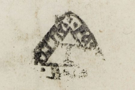 Sotheby's London to Auction Newly Discovered 1680 Stamp