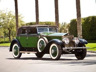 Marlene Dietrich And Andy Warhol Rolls-Royces For Bonhams New Automotive Auction Sale In Scottsdale