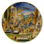 Lyon & Turnbull to Auction Francesco Xanto Avelli Plate