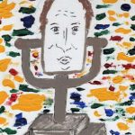 Leading artists auction self portraits for Face Britain