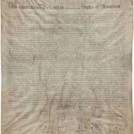 Newly Discovered 1823 William Stone Printing Of The Declaration Of Independence for Sale At Heritage Auctions