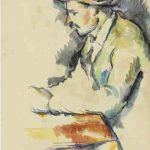 Christie's Impressionist and Modern Art Evening Sale on May 1 Features Cezanne Watercolor sSudy