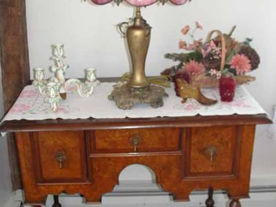 THE ON-SITE SALE OF THE ESTATE OF ALBERT CASSAVANT, FORMER ANTIQUE SHOP OWNER, WILL BE HELD ON SATURDAY, APRIL, 28, IN NEW LEBANON, N.Y.