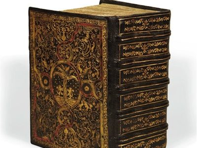 Christie's to auction old books and manuscripts in Paris on May 11