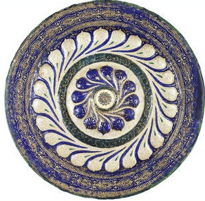 16th century dish leads auction of selected contents of Stobhall at Bonhams Edinburgh