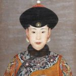 Bonhams Hong Kong to Auction Imperial Portrait of Consort Chunhui